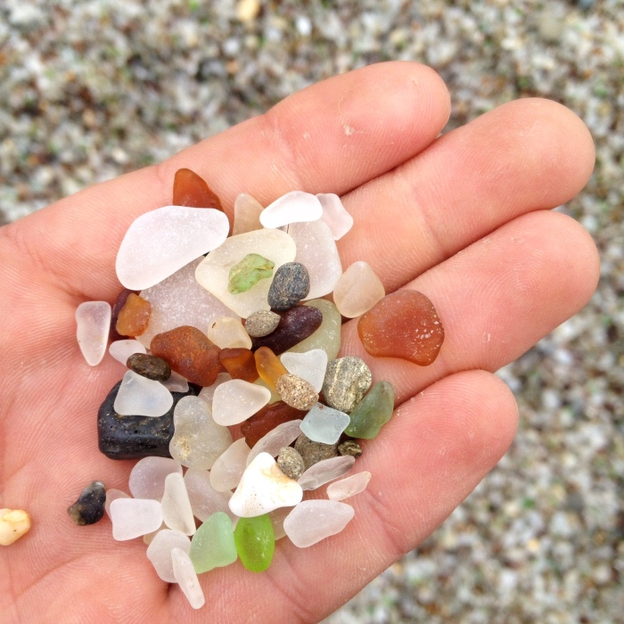 Shattered Glass Beach