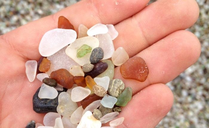 Shattered Glass Beach